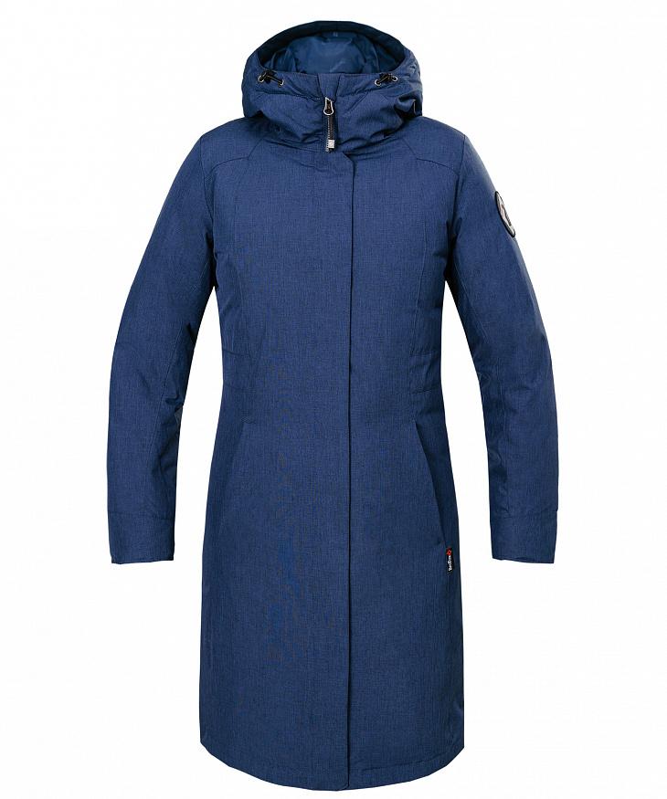 Купить Пальто пуховое Urban Fox III Женское (XL, 9900/черно-синий, , W 17-18), Red