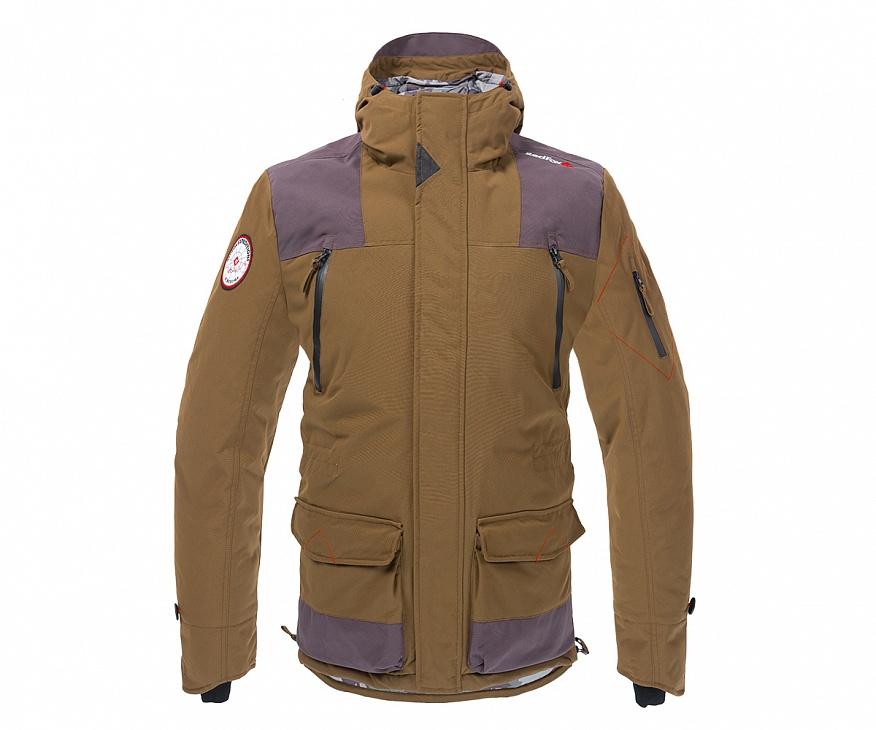 Куртка утепленная XLB Ex08 (56, Y200/ycorn, ,) Red Fox  - купить со скидкой