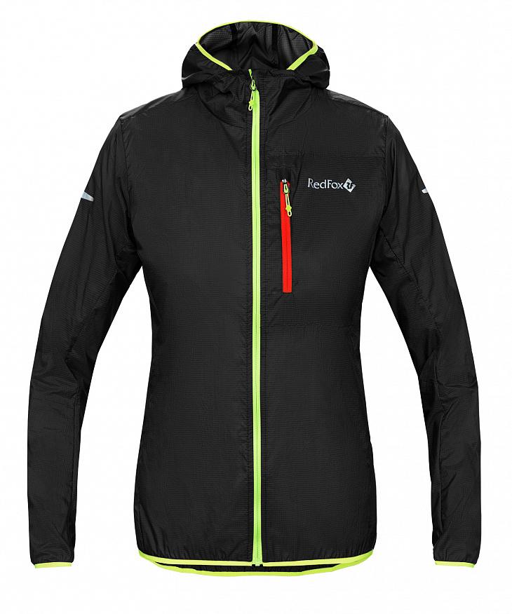 Купить Куртка Trek Super Light Женская (S, 1000/черный, , ,), Red Fox