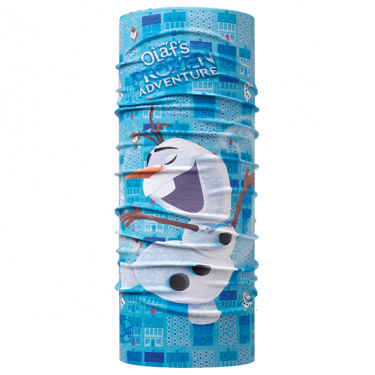 Купить Бандана BUFF Frozen Adventure Original (One Size, Scuba Blue, , ,), Buff