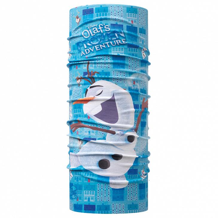 Купить Бандана BUFF Frozen Adventure Original (One Size, Scuba Blue, , ,), Buff