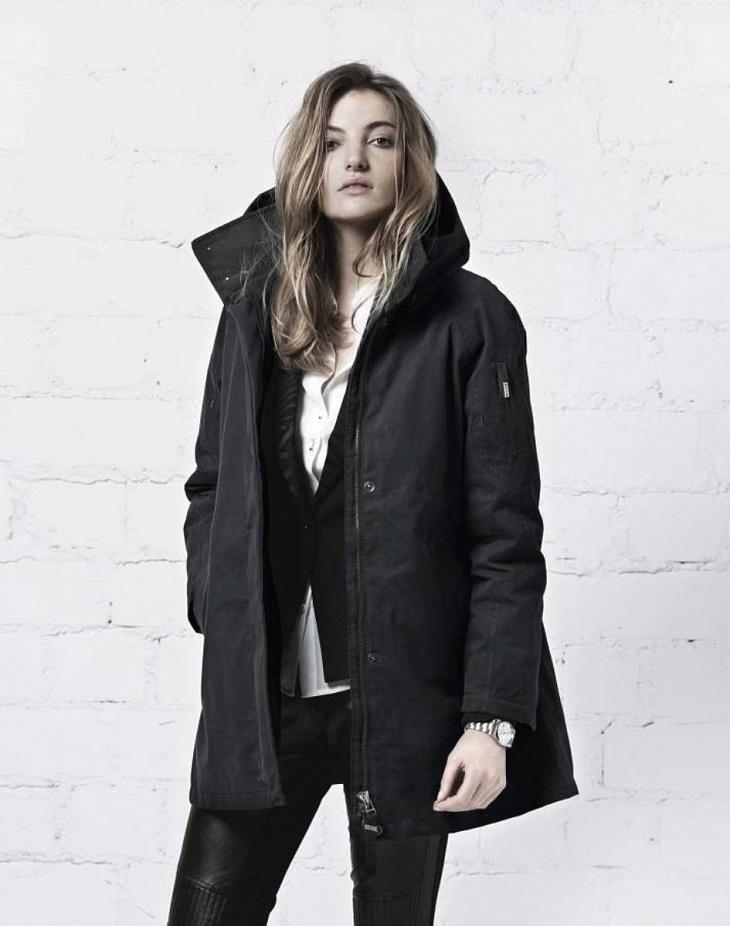 Купить Куртка утепленная жен.Ellington (XXS, Black/999, ,), G-LAB