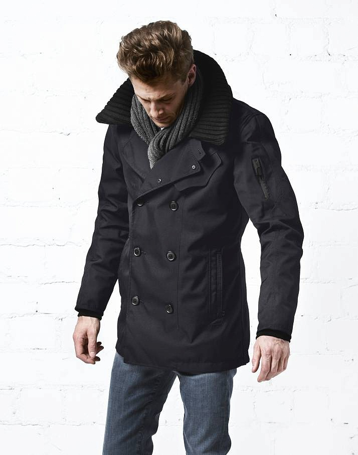 Купить Куртка утепленная муж.Helmsman (M, NavyBlack, , ,), G-LAB