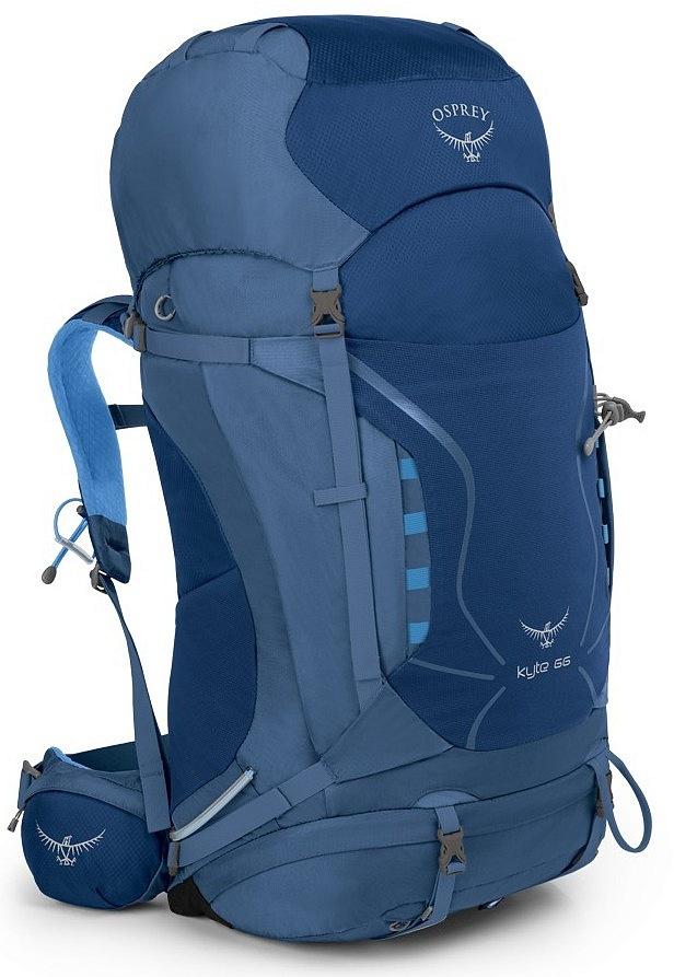 Купить Рюкзак Kyte 66 (WSWM, Ocean Blue, , ,), Osprey