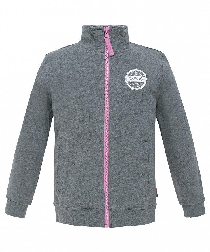 Купить Куртка Champion Kids II Детская (128, 4006/серый/светло-лиловый, , ,), Red Fox