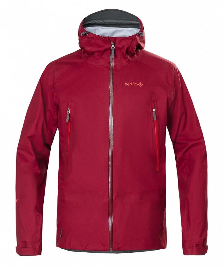 Купить Куртка ветрозащитная Vector GTX IV Мужская (50, 1100/бордовый, , ,), Red Fox