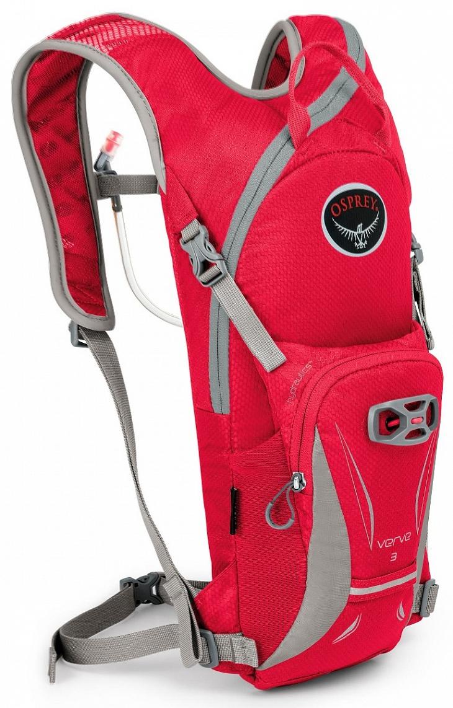 Купить Рюкзак Verve 3 (, Scarlet Red, , ,) Osprey