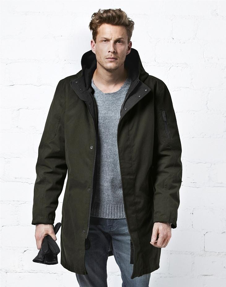 Купить Куртка утепленная муж.Globe (L, Dark mud/611, ,), G-LAB
