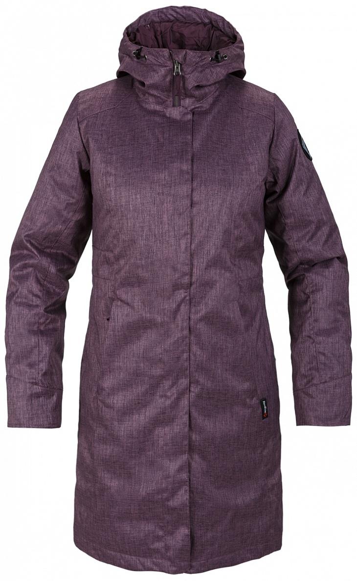 Купить Пальто пуховое Urban Fox II Женское (XL, 0100/чернила, ,) Red
