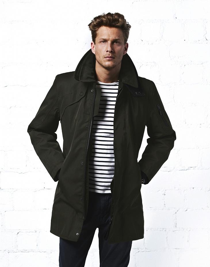 Куртка утепленная муж.Cosmo (S, Blackolive, , ,), G-LAB  - купить со скидкой