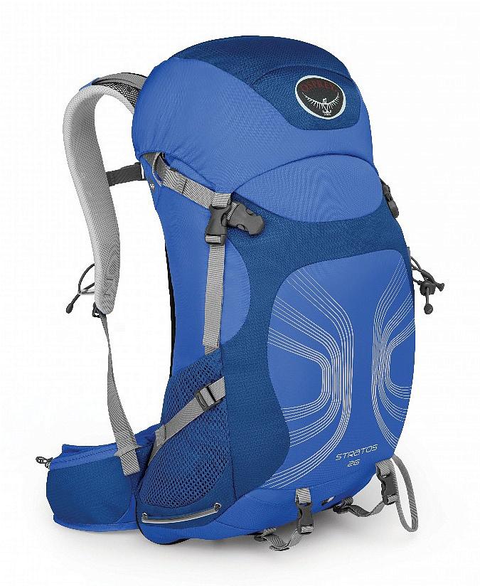 Купить Рюкзак Stratos 26 (S/M, Harbour Blue, ,), Osprey