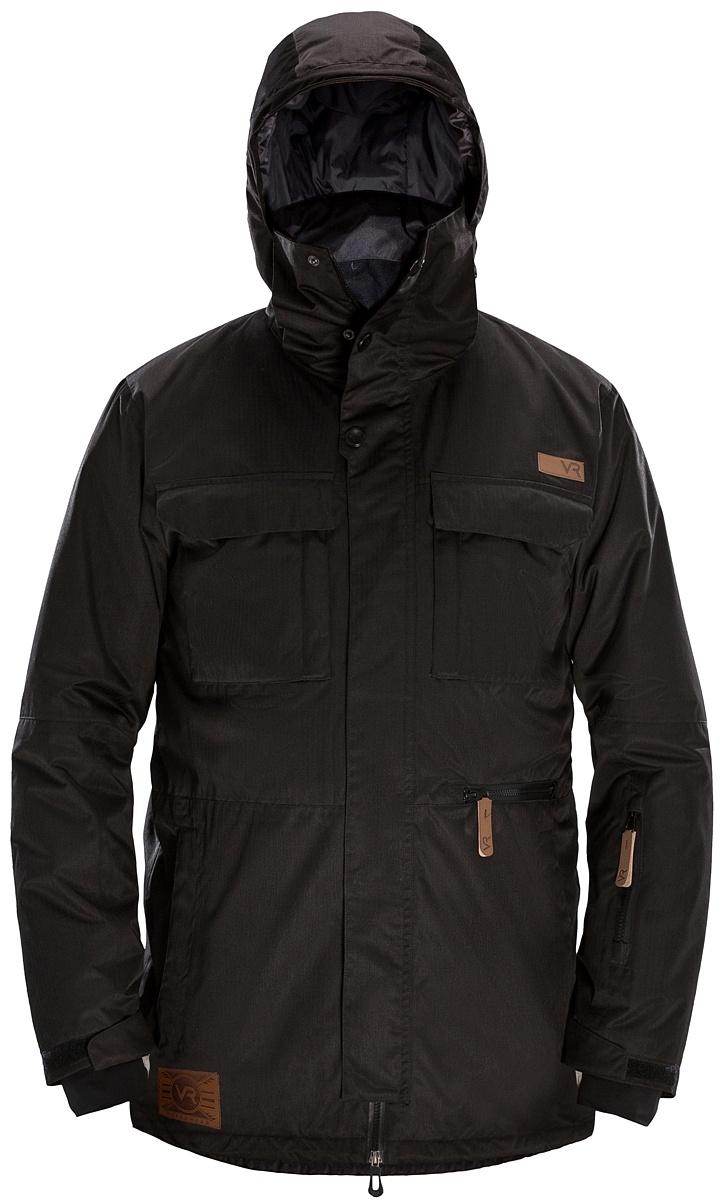 Купить Куртка утепленная BUNCH (L, 1000/черный, ,) VR