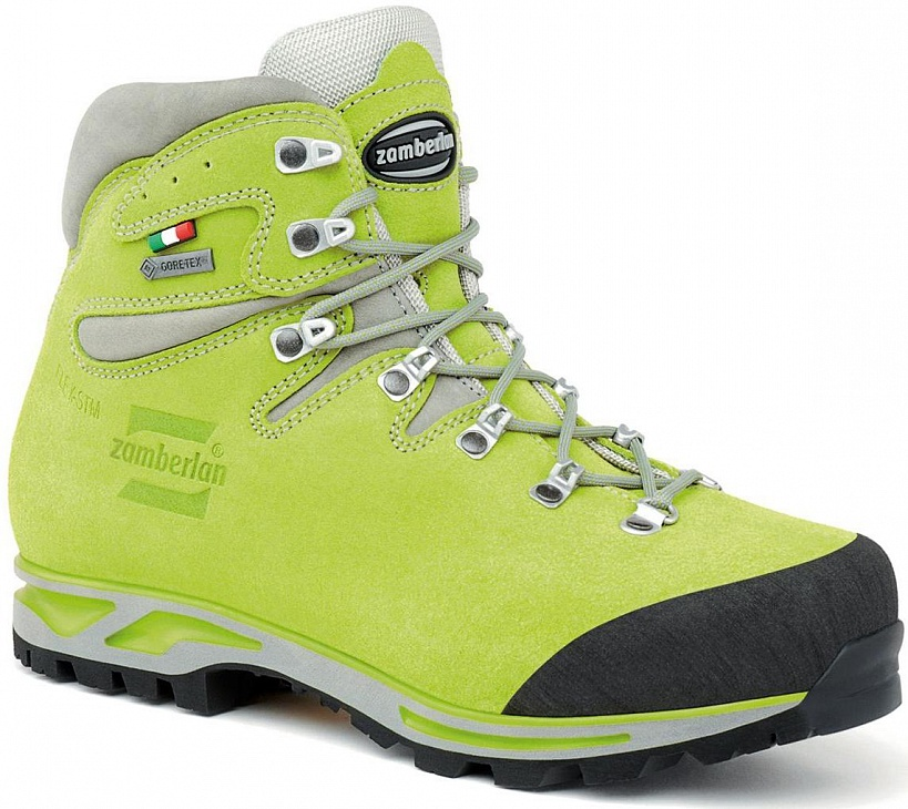 Купить Ботинки 900 ROLLE GTX WNS (37, Acid Green/Grey, , ,), Zamberlan