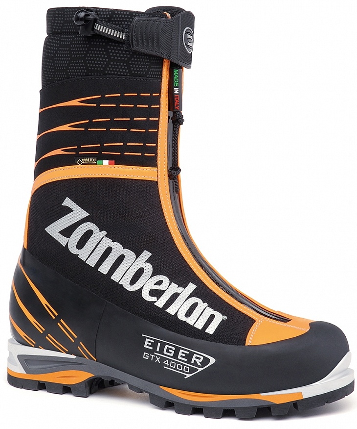 Купить Ботинки 4000 EIGER EVO GTX RR (41, Black/Orange, , ,), Zamberlan