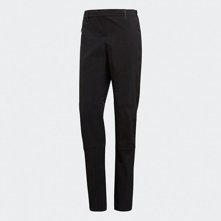 Купить Трикотажные брюки W Multi жен. (42, Black, , ,), Adidas