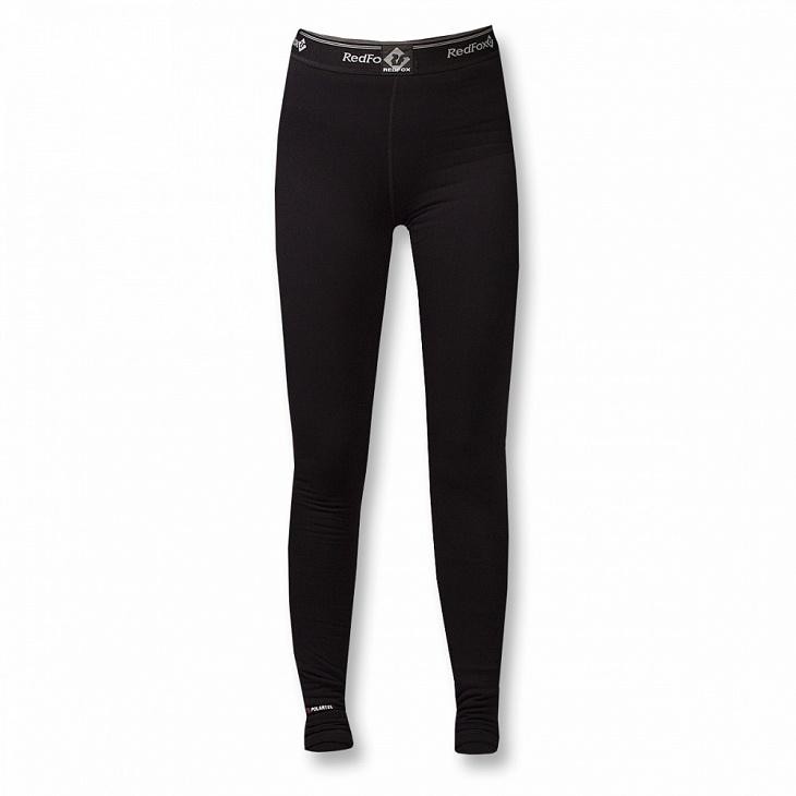 Купить Термобелье брюки Penguin Power Stretch Женские (46, 1000/черный, , SS17) Red Fox
