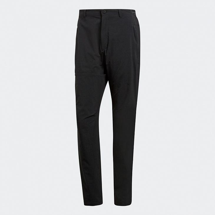 Купить Трикотажные брюки LiteFlex муж (50L, Black, , ,), Adidas