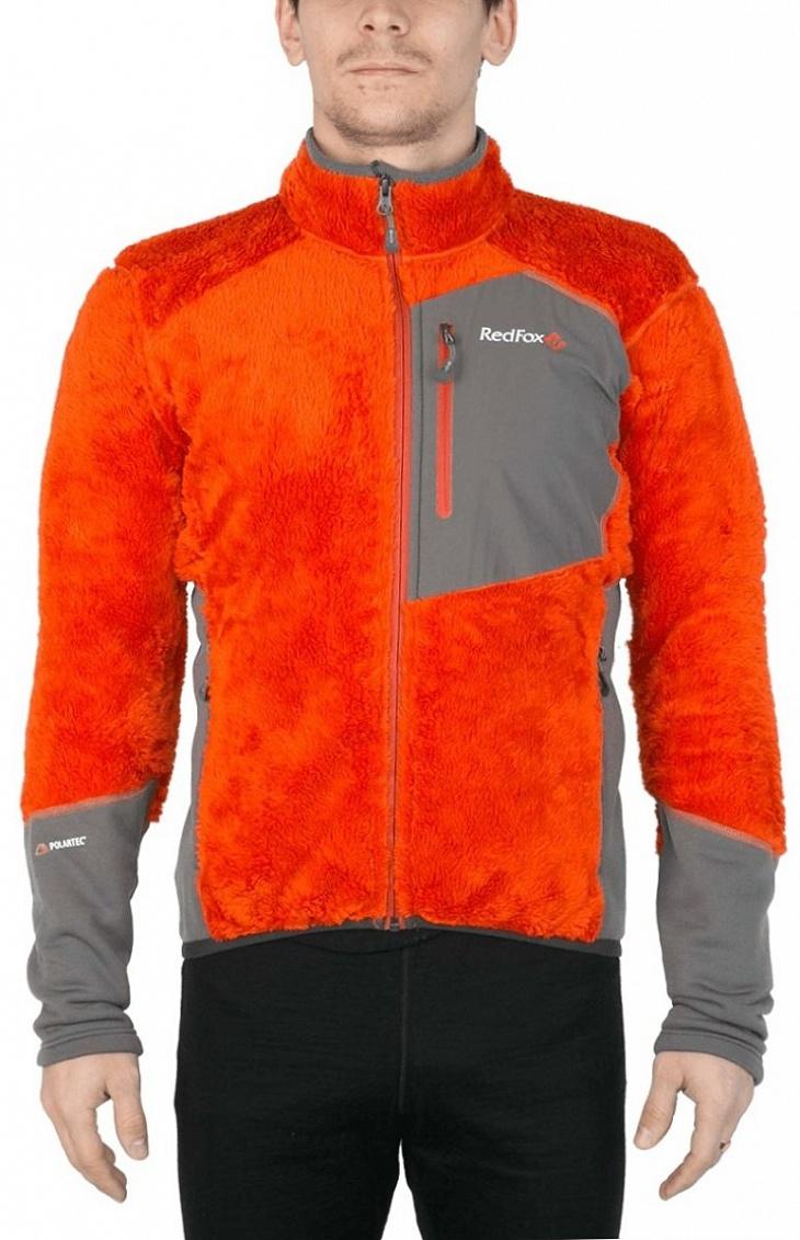 Купить Куртка Lator Мужская (46, 2220/кирпич/асфальт, , SS17) Red Fox
