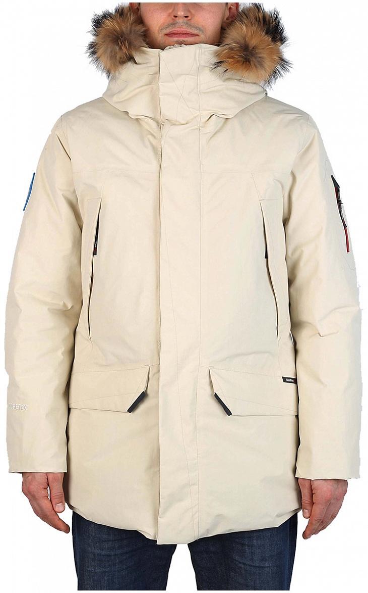 Купить Куртка пуховая Kodiak II GTX Мужская (52, 4600/св.беж, ,) Red Fox