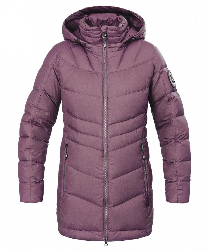 Купить Куртка пуховая Bergen Женская (M, 0600/св.лиловый, , W 17-18) Red Fox