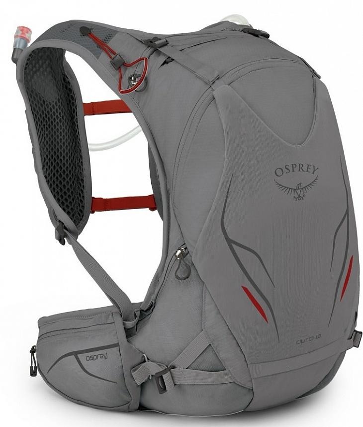 Купить Рюкзак Duro 15 (M-L, Silver Squall, , ,), Osprey