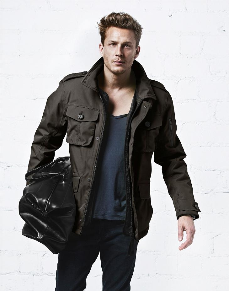Купить Куртка утепленная муж.Field (M, Espresso/810, ,), G-LAB