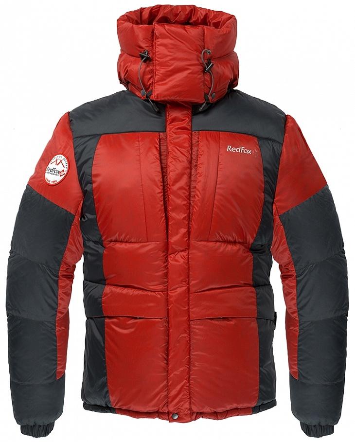 Купить Куртка пуховая Baltoro XX (52, 1110/бордовый/черный, , SS17) Red Fox