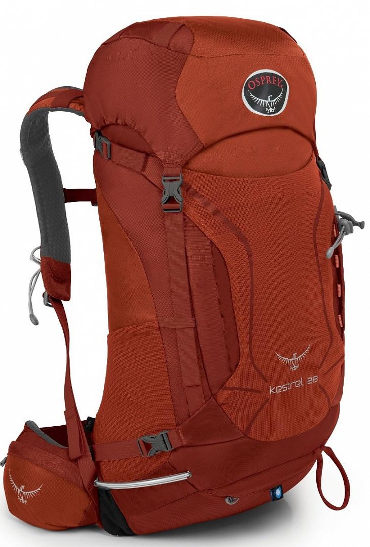 Купить Рюкзак Kestrel 28 (S-M, Dragon Red, ,), Osprey