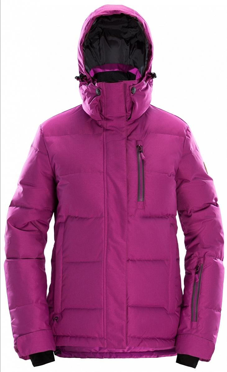Купить Куртка пуховая SUNRISE W (XS, 0200/малиновый, ,), VR