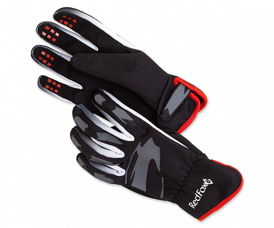 Купить Перчатки Ice Grip (XS, 1000/черный, ,), Red Fox