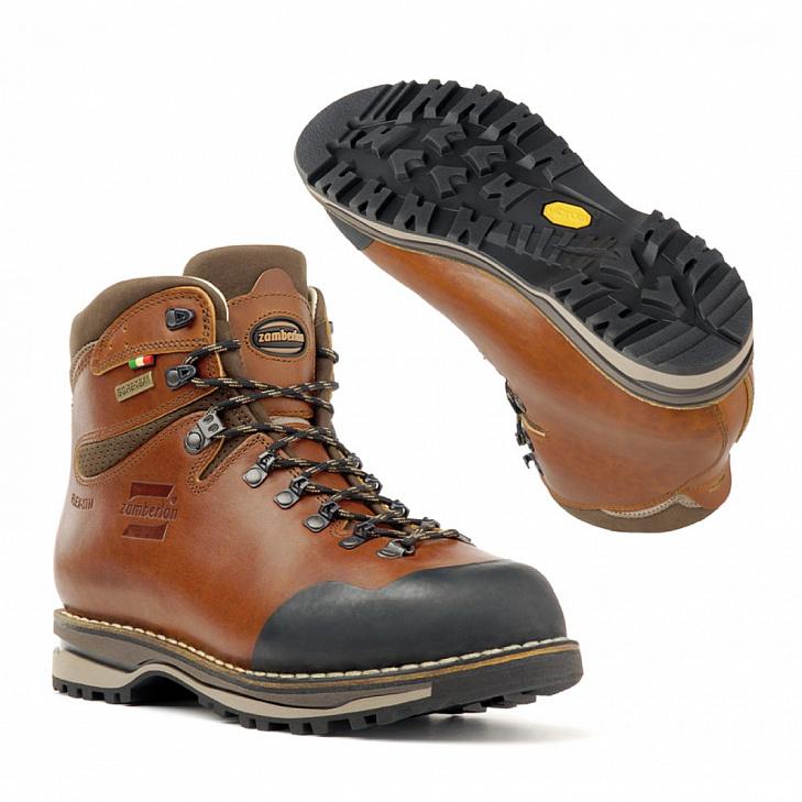 Купить Ботинки 1025 TOFANE NW GTX RR (47, 0B Waxed brick, , ,), Zamberlan