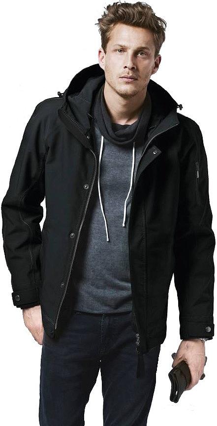Купить Куртка утепленная муж.Boulder (M, Anthracite/920, ,), G-LAB