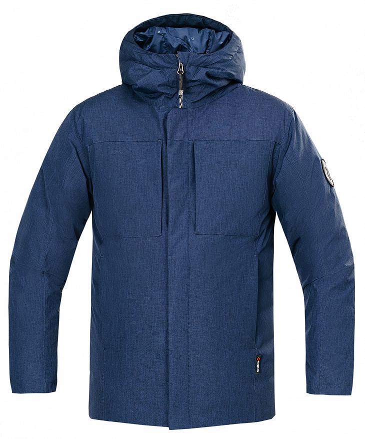 Купить Куртка пуховая Urban Fox III Мужская (54, 9900/черно-синий, , W 17-18) Red