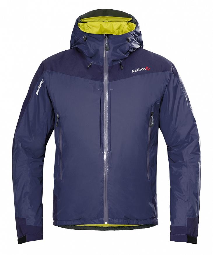 Купить Куртка утепленная Wind Loft II Мужская (56, 9199/т.синий/черно-синий, , W 17-18), Red Fox