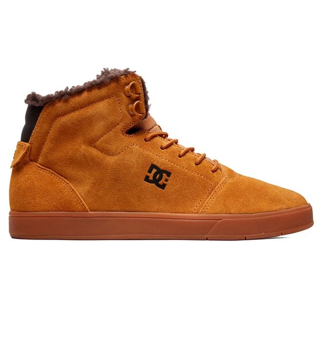 БОТИНКИ ТИПО КЕД CRISIS HIGH WNT M SHOE TBN Dc Shoes