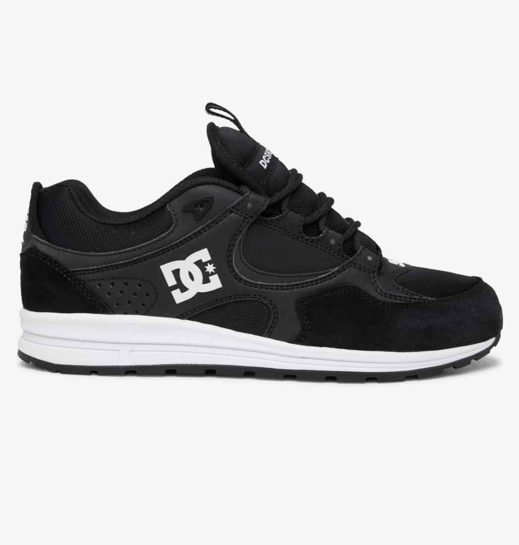 Кроссовки DC Kalis Lite DC shoes черного цвета