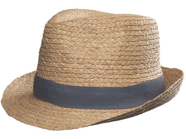 женская шляпа chaos, коричневая