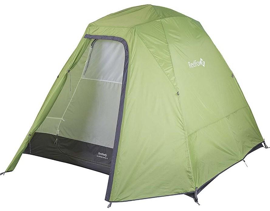 Палатка Fox Comfort Family V2 от Red Fox