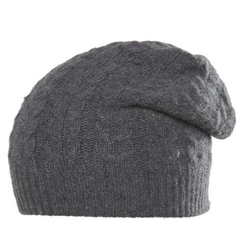 мужская шапка chaos, серая