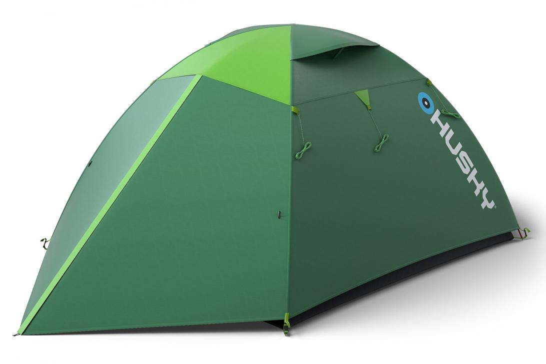 BOYARD 4 PLUS палатка (зеленый)