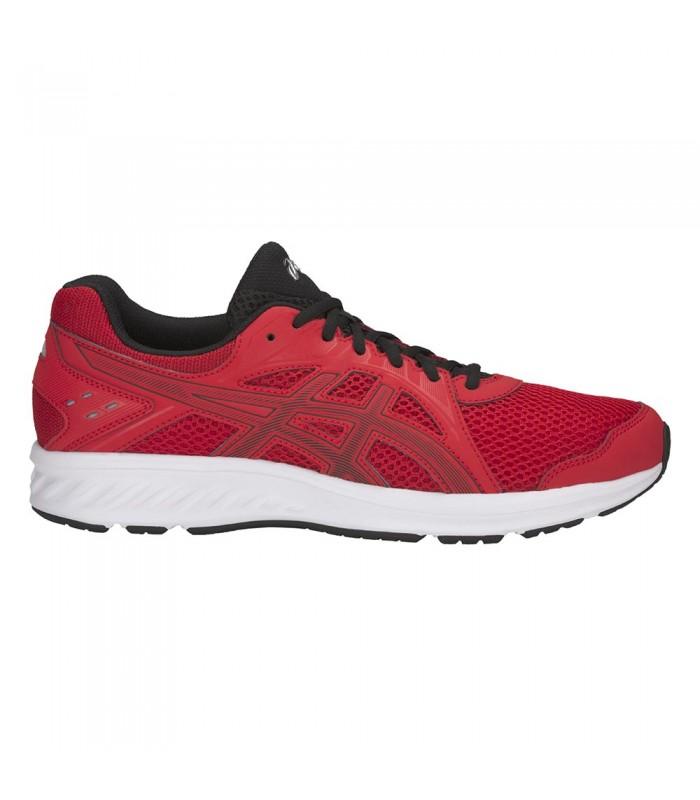 мужские кроссовки asics, красные