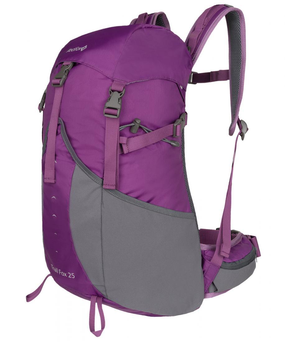 детский рюкзак red fox, фиолетовый