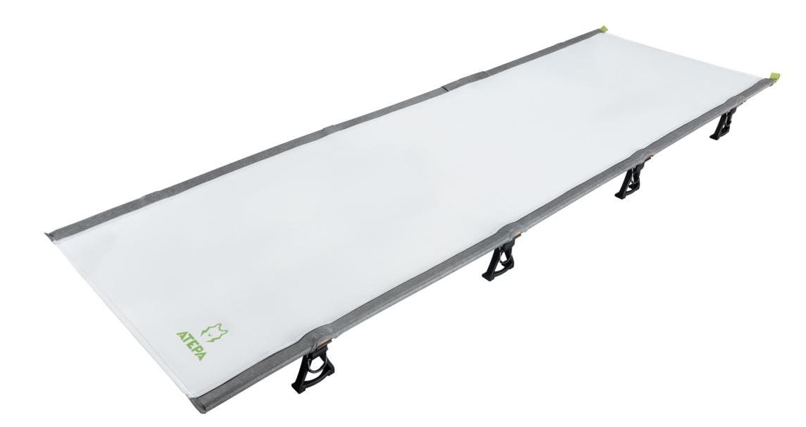 3101 Ultralight Camping Cot кровать скл. алюм (185X60X12 бежевый) от King Camp