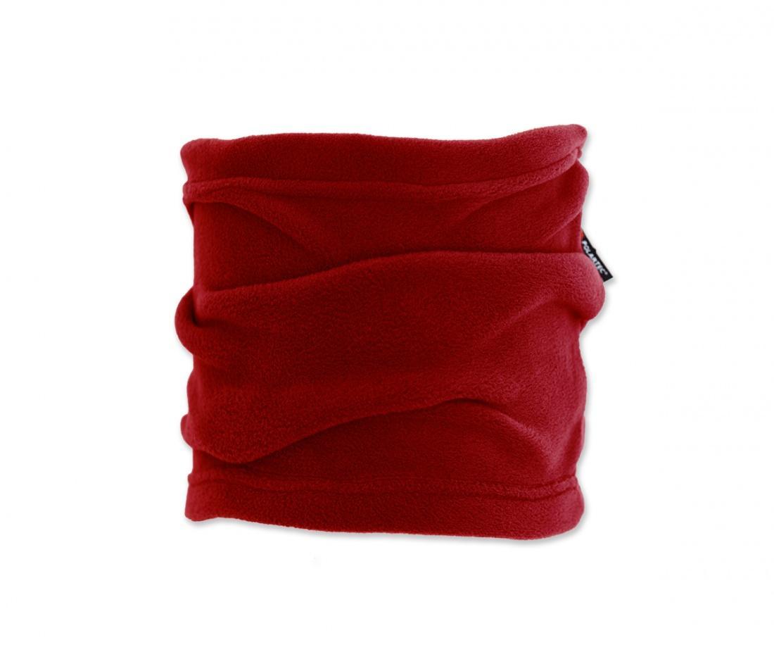 мужской шарф red fox, серый
