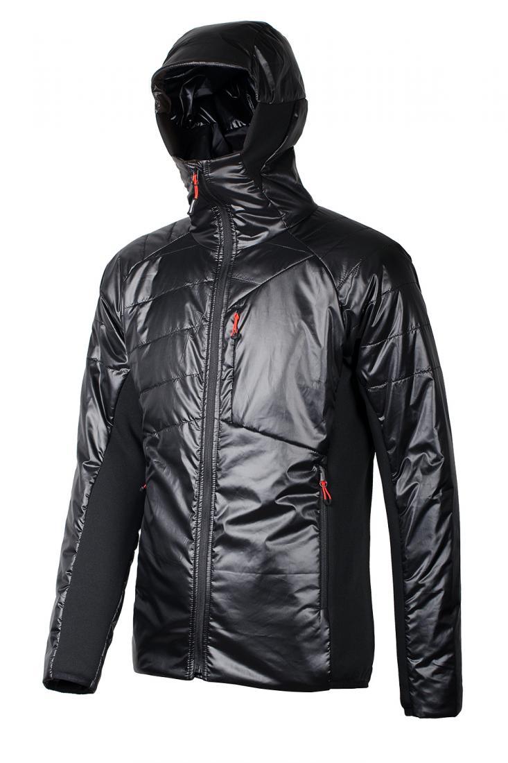 """""""Куртка Clever муж. Ozone черного цвета"""