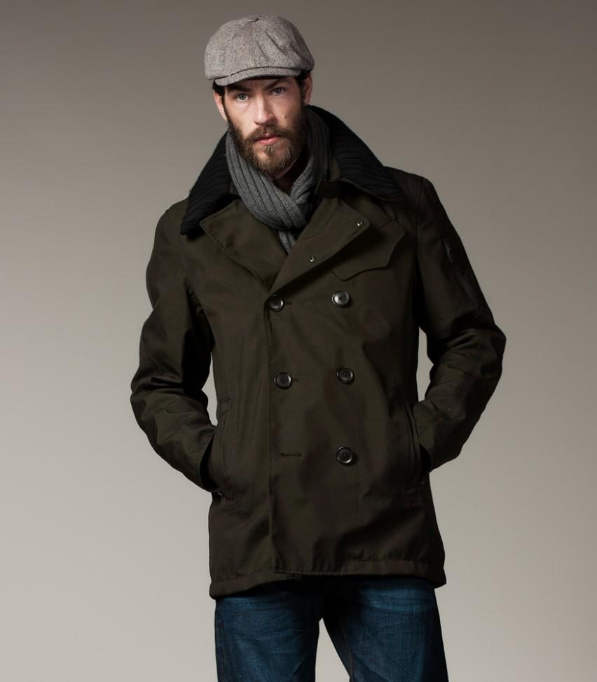 фото Куртка утепленная мужская Helmsman