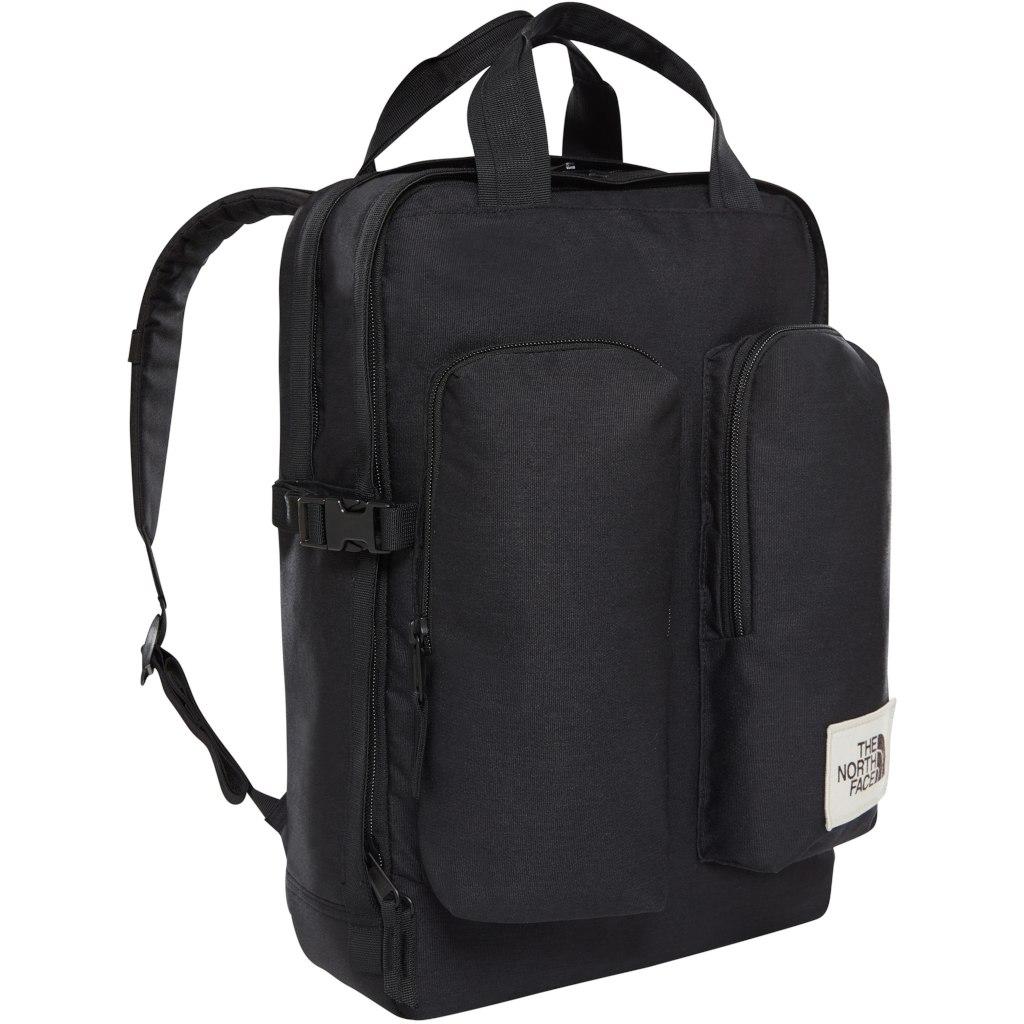мужской рюкзак the north face, черный