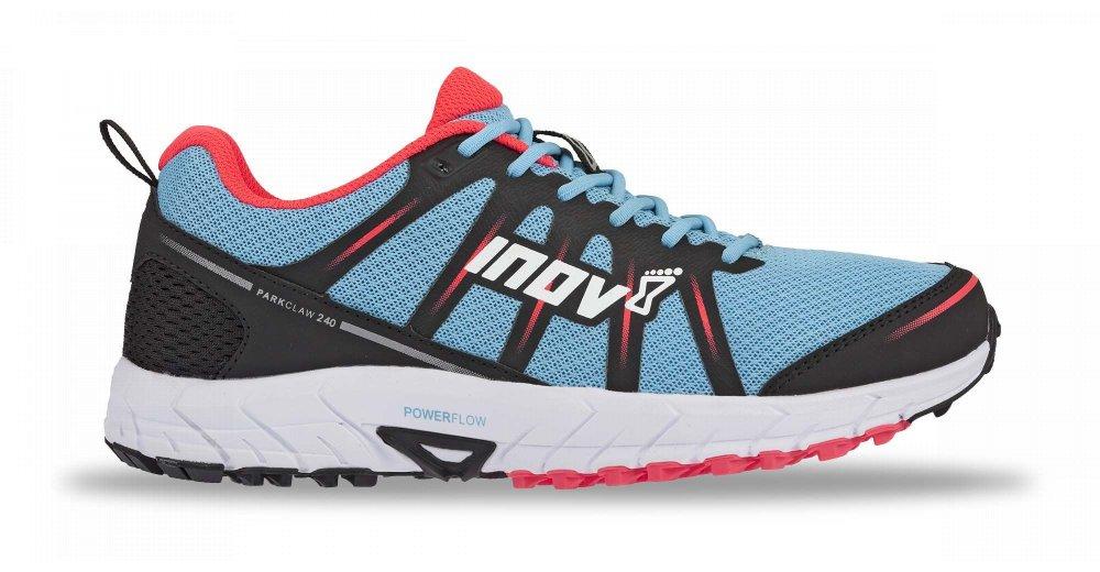 женские кроссовки inov-8, голубые