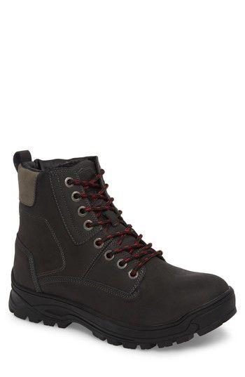 мужские ботинки pajar, серые