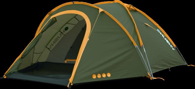 BIZON 3 Classic палатка (зеленый)